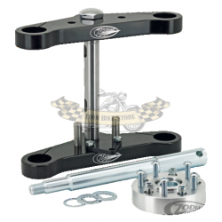 Cupolino Arlen Ness Sons of Anarchy grezzo Harley Davidson Sportster 04-UP