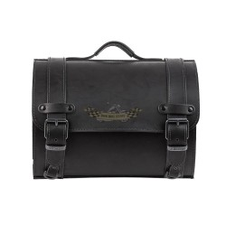 SELLA MONO MOLLE LA ROSA TUCK AND ROLL HARLEY SPORTSTER DYNA SOFTAIL